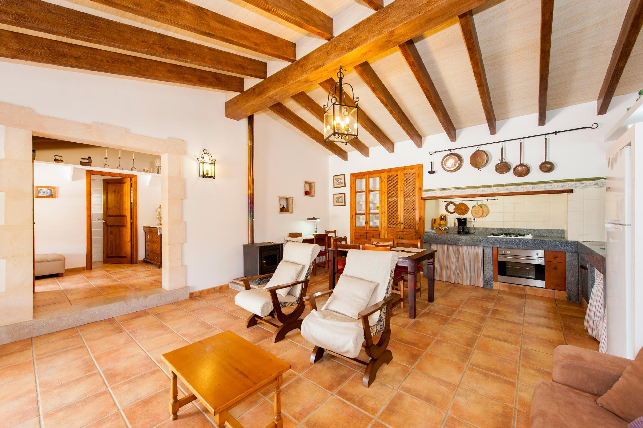 Villa for 2 people in the countryside with private pool, wifi, located near Sant