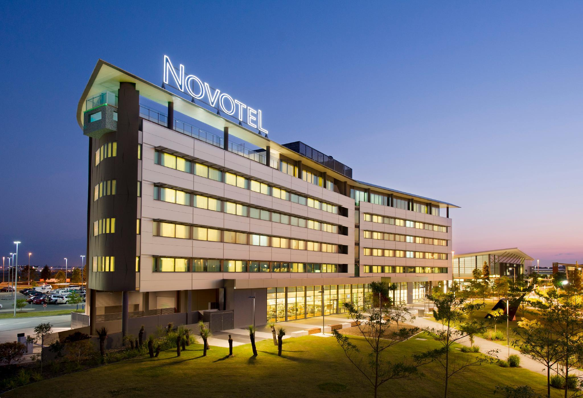 Novotel Brisbane Airport Hotel Reviews