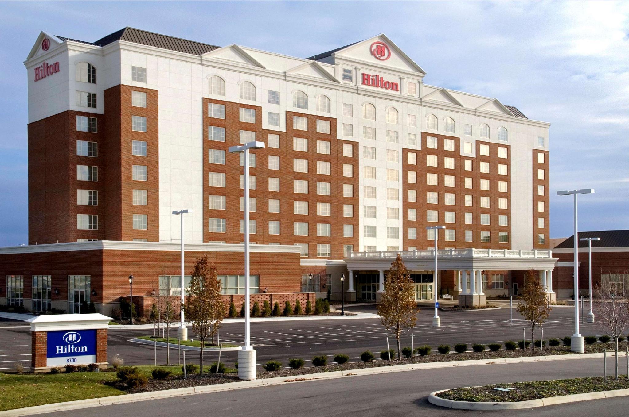 Hilton Columbus Polaris Hotel
