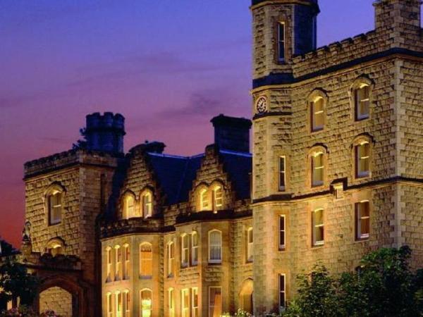 Inverlochy Castle Hotel Fort William