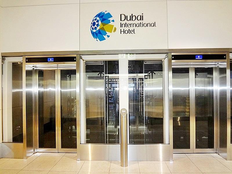 Dubai International Airport Hotel Contact Number
