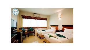 チェンライ グランド ルーム ホテル Chiangrai Grand Room Hotel.