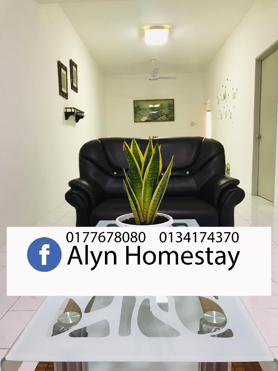 Alyn Homestay Batu Pahat II