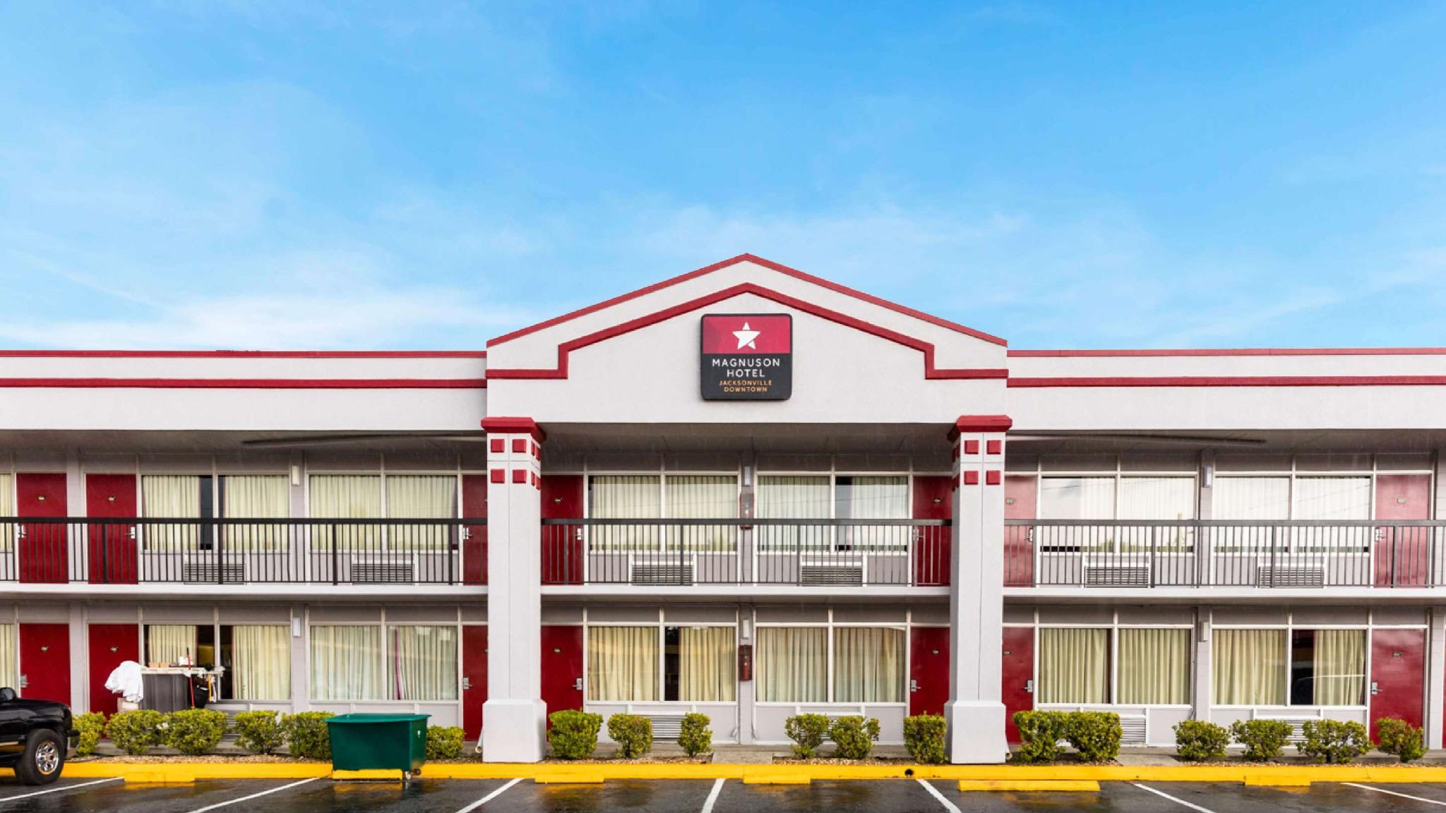 Magnuson Hotel Jacksonville Downtown