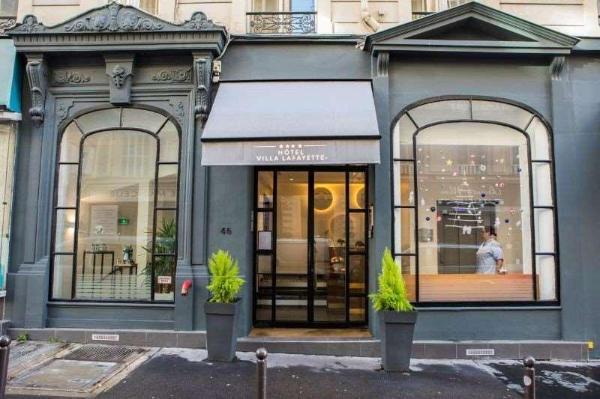 Villa Lafayette Paris IX Paris