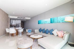 [ナージョムティエン]一軒家(141m2)| 2ベッドルーム/2バスルーム Fabulous SeaView Family Room @ Movenpick Residence