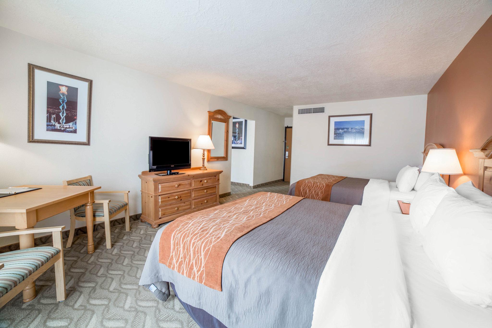 Comfort Inn Downtown Salt Lake City