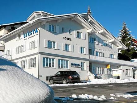 Hotel Garni Siesta