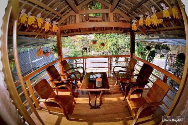 Homestay A Lử Mù Cang Chải Lao San Chay
