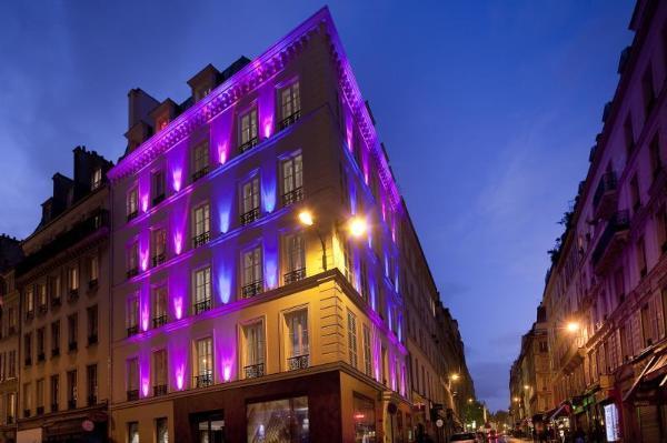 Secret De Paris Design Boutique Hotel Paris