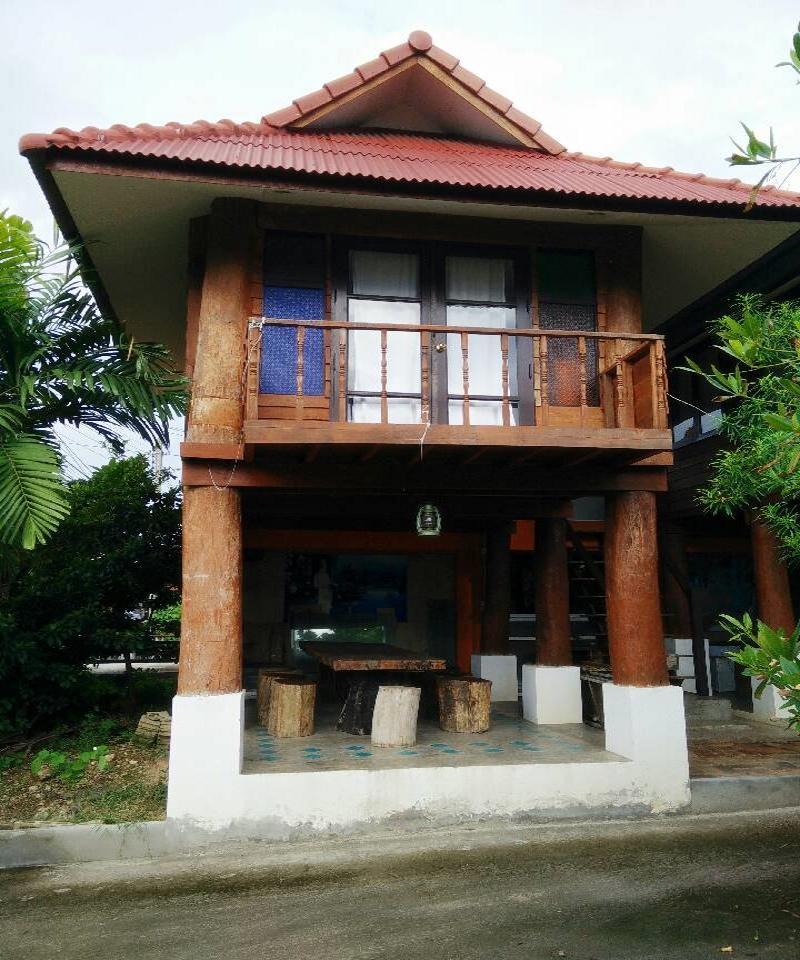 Chiang Mai Zt Chiangmai Teak Wood House In Thailand Asia