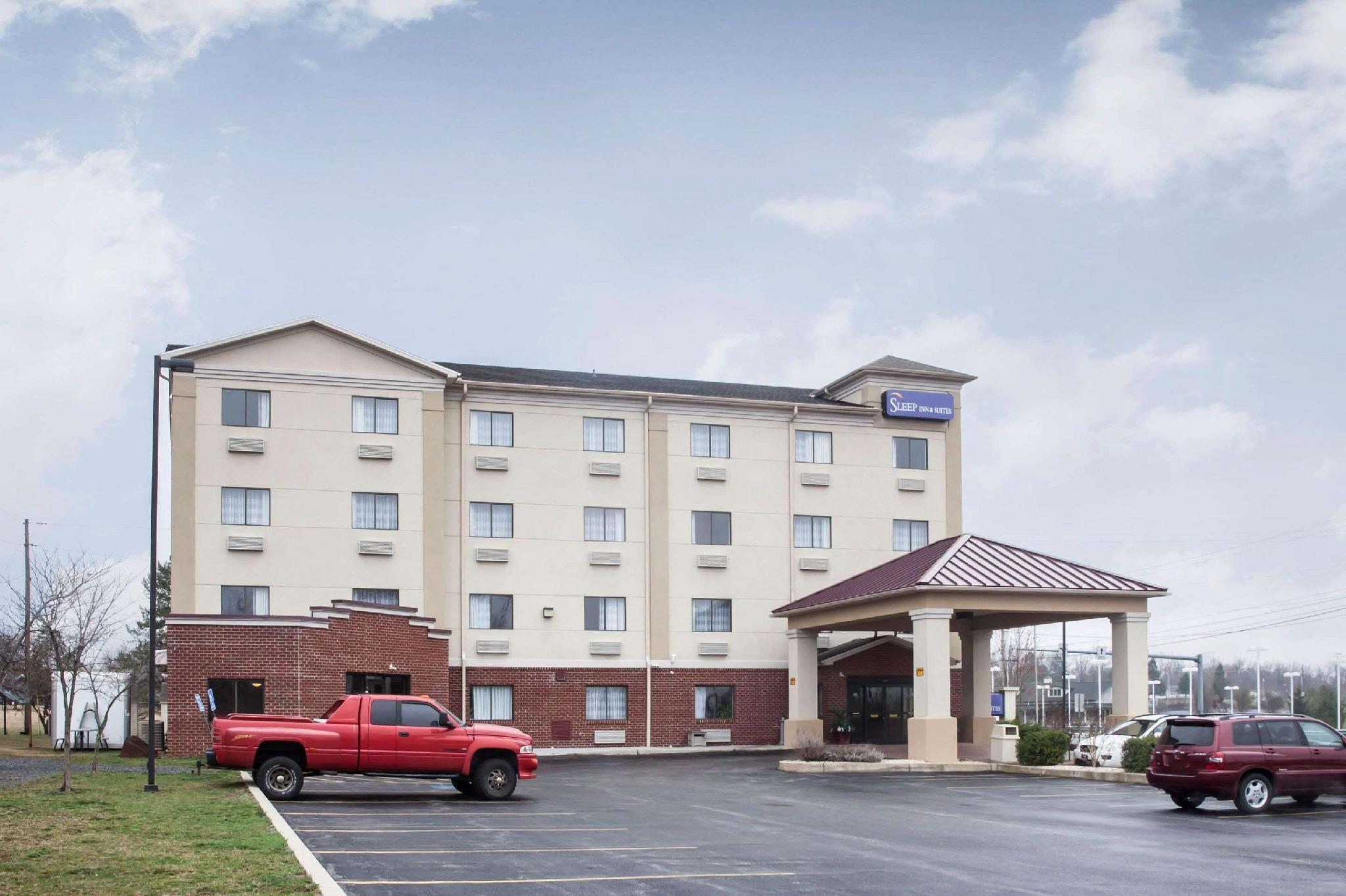 Sleep Inn And Suites Gettysburg