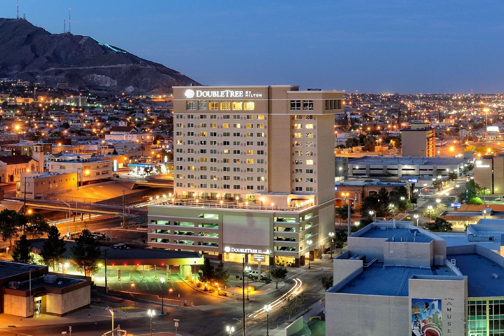 Doubletree El Paso Downtown City Center Hotel