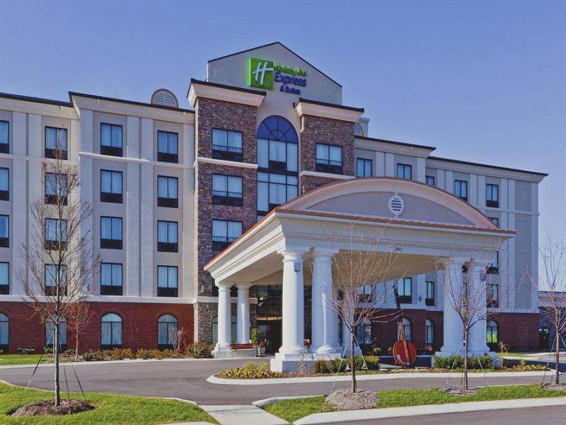Holiday Inn Express Nashville Opryland
