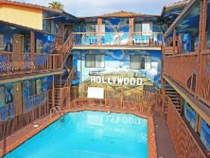 關於好萊塢西安達斯飯店 (Hollywood Inn Express North)