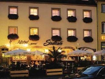 Stadtcafe Hotel Garni