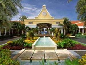 Om Curacao Marriott Beach Resort & Emerald Casino (Curacao Marriott Beach Resort & Emerald Casino)