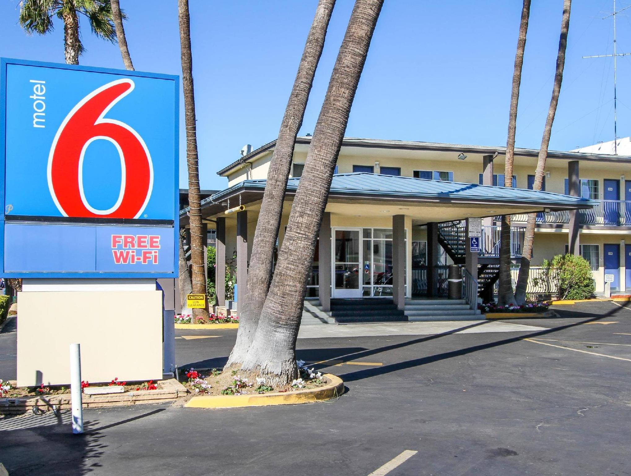 Motel 6 San Diego Airport Harbor