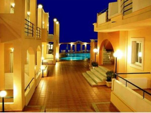 Nontas Hotel Apartments Crete Island