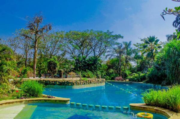 Laguna Anjuna Hotel Goa