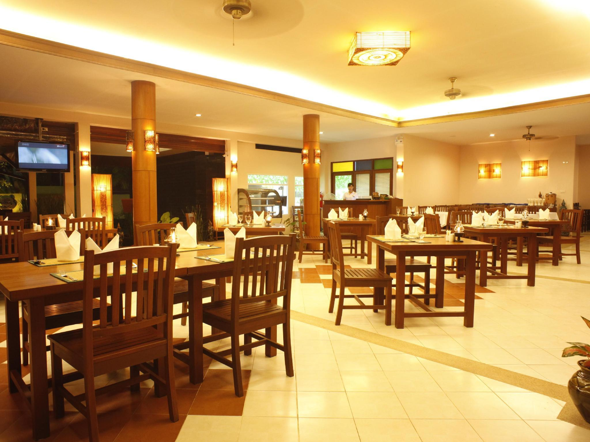 Fanari Khaolak Resort - Courtyard Zone ฟานารี่ เขาหลัก รีสอร์ท คอร์ตยาร์ด โซน