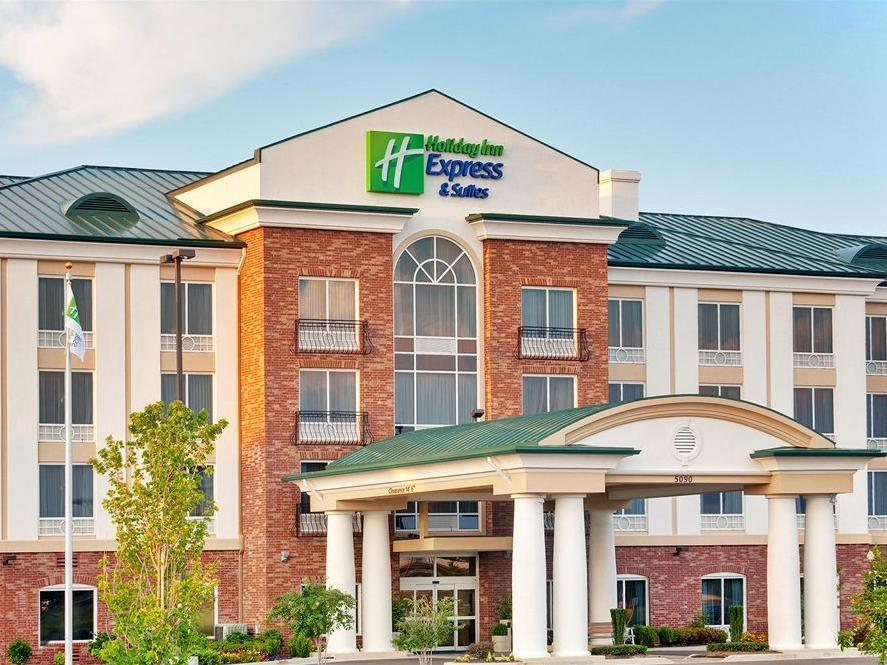 Holiday Inn Express Hotel And Suites Millington Memphis Area