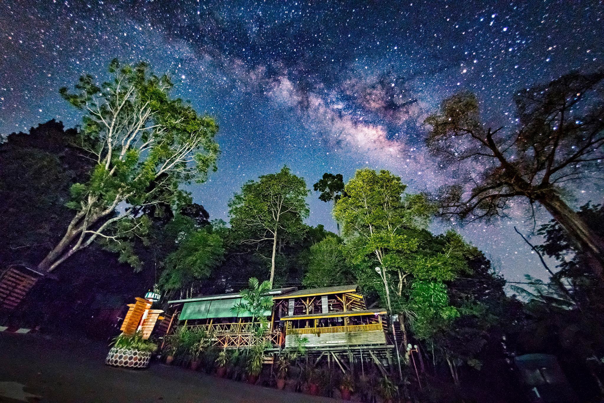 Borneo Tropical Rainforest Resort