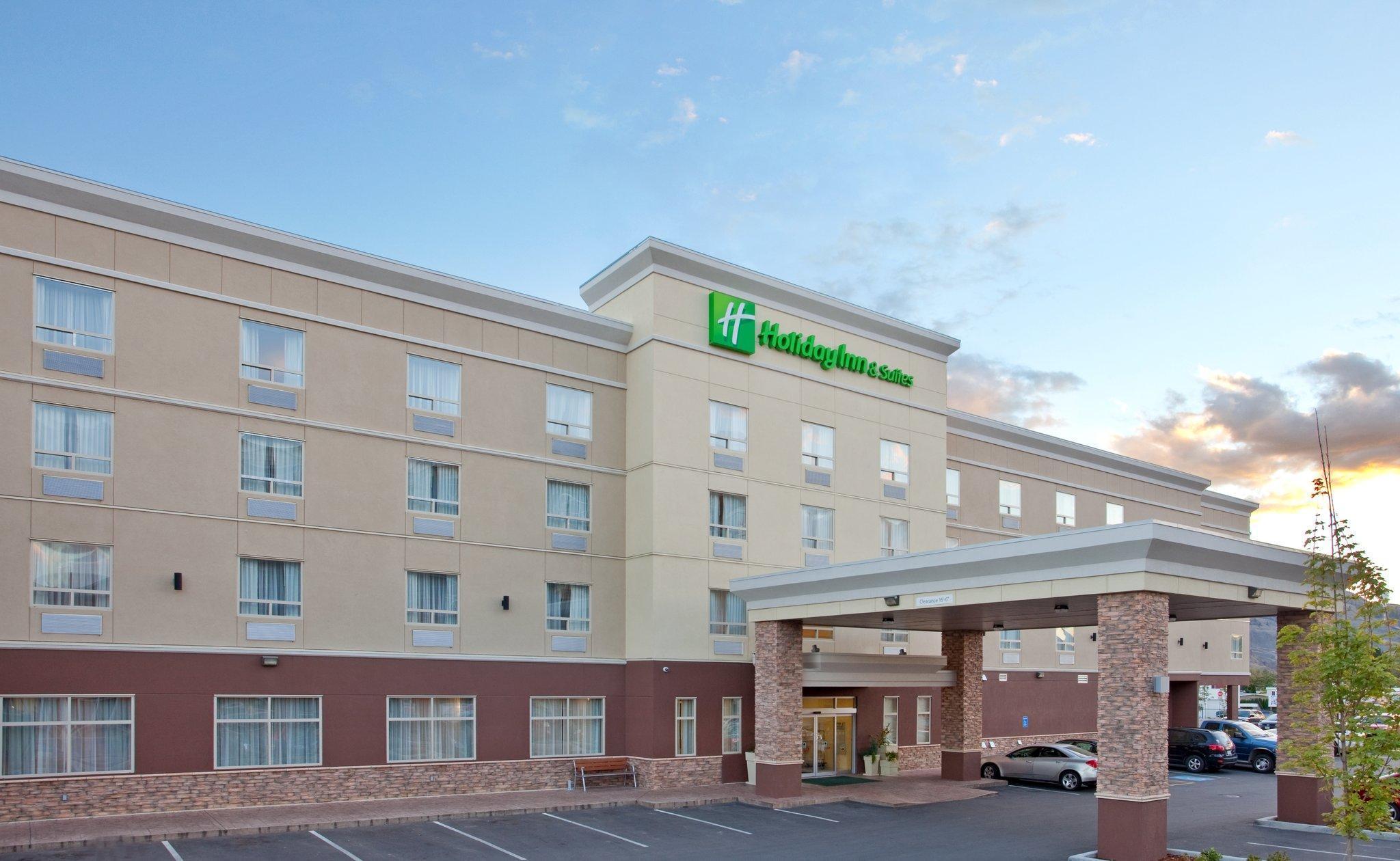 Holiday Inn Hotel And Suites Kamloops