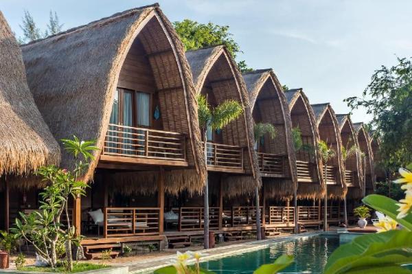Mola2 Resort Gili Air Lombok - DHM Resort Lombok