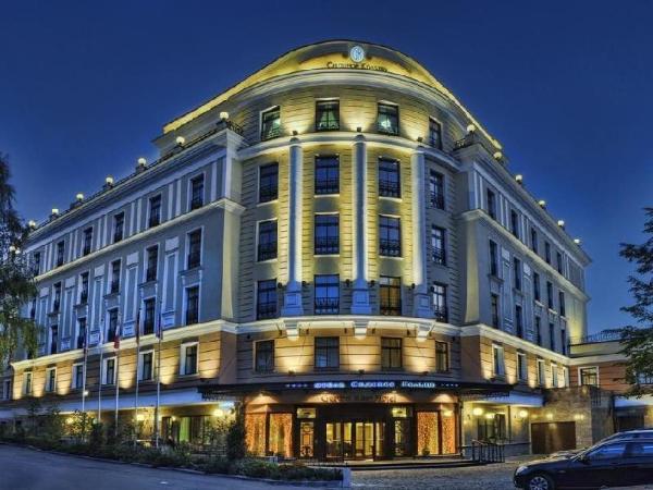 Garden Ring Hotel Moscow