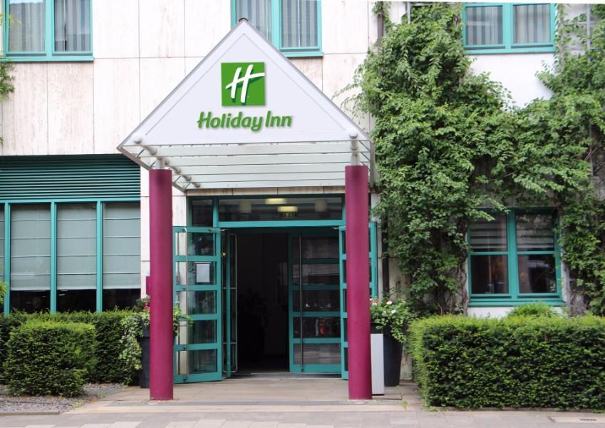 Holiday Inn Dusseldorf   Hafen