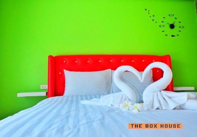 เดอะ บ็อกซ์ เฮาส์ – The Box House