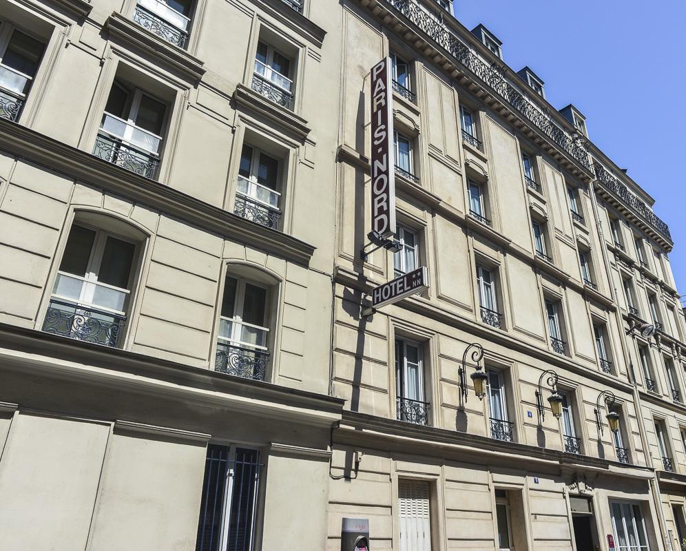 Hotel Paris Nord