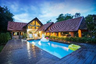 [カオヤイ国立公園]ヴィラ(120m2)| 4ベッドルーム/4バスルーム Khaoyai Valley Pool Villa 3