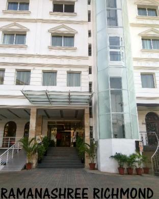 Bangalore Hotel Ramanashree Bangalore India, Asia