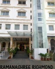 Hotel Ramanashree Bangalore - Bangalore