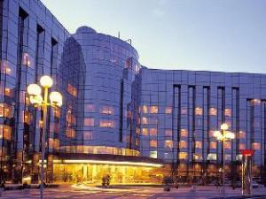 Tietoja majapaikasta Golden Flower Hotel Xi'an (Shangri-la Golden Flower Hotel)