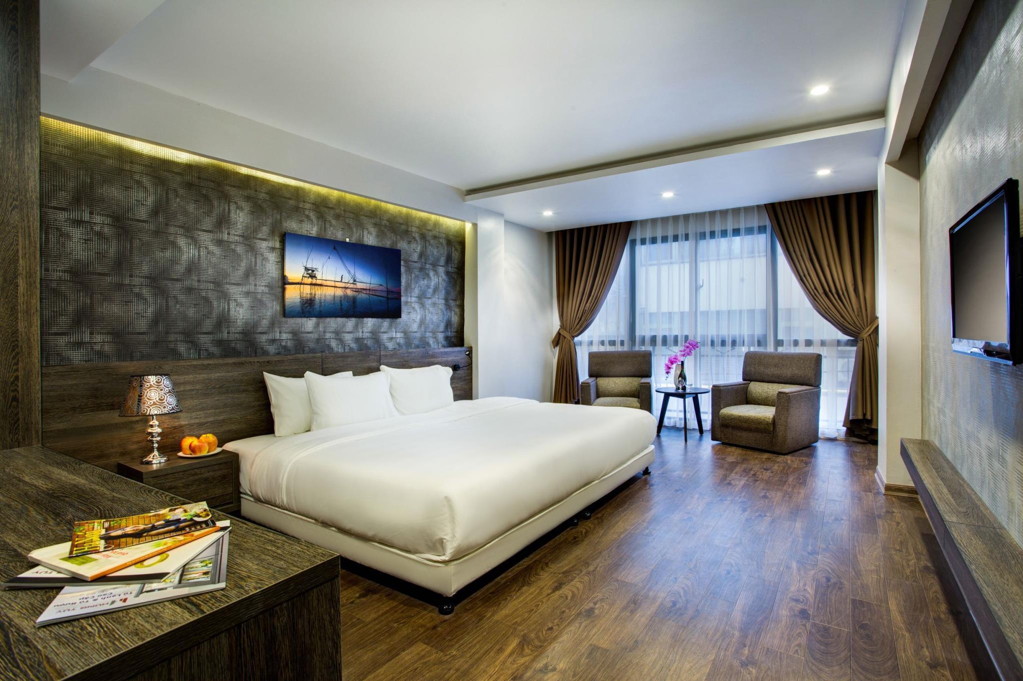 My Linh Hotel Hanoi