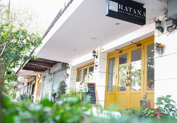 RATANA BOUTIQUE HOSTEL & CAFE Bangkok