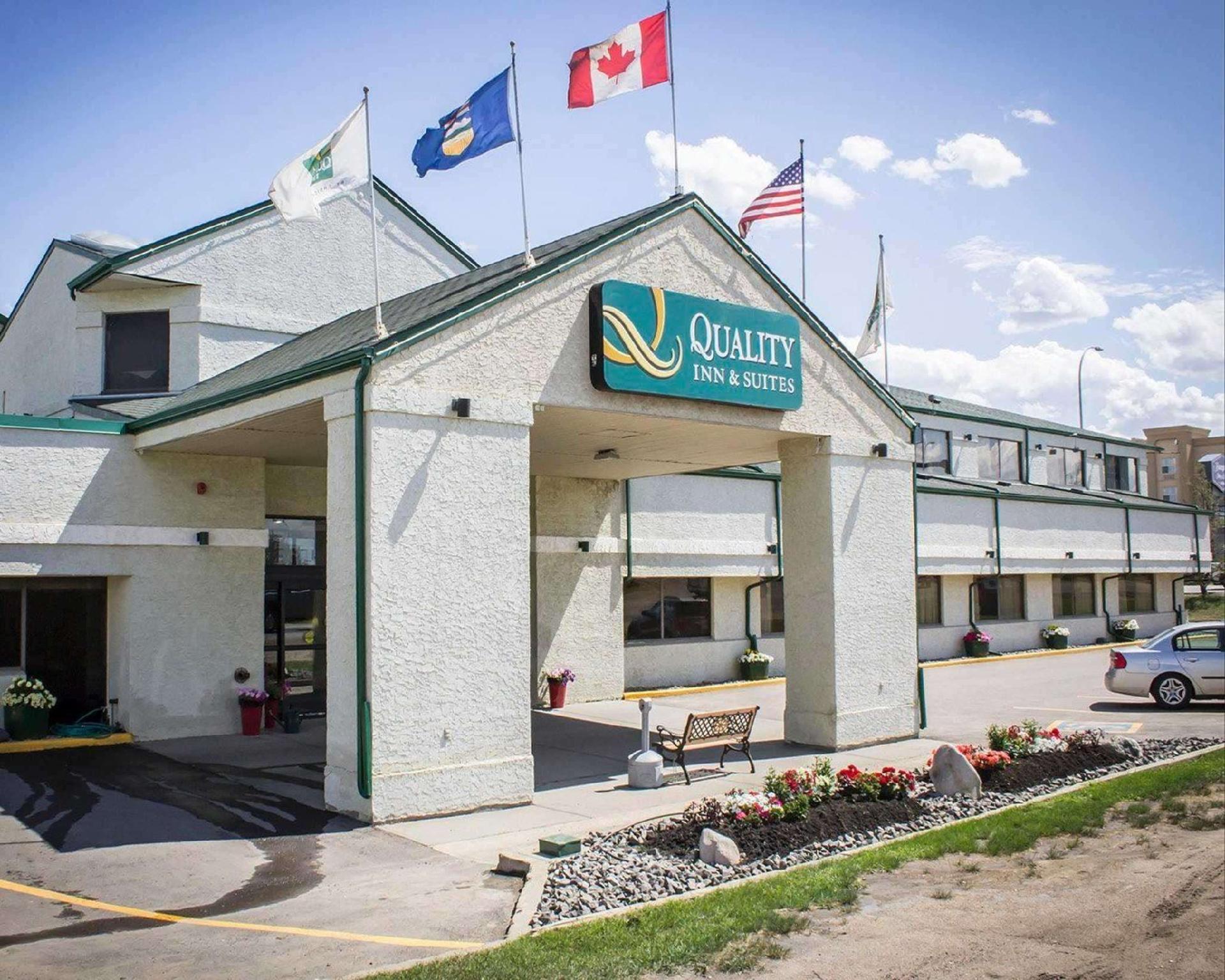 Quality Inn And Suites Edmonton International Airport