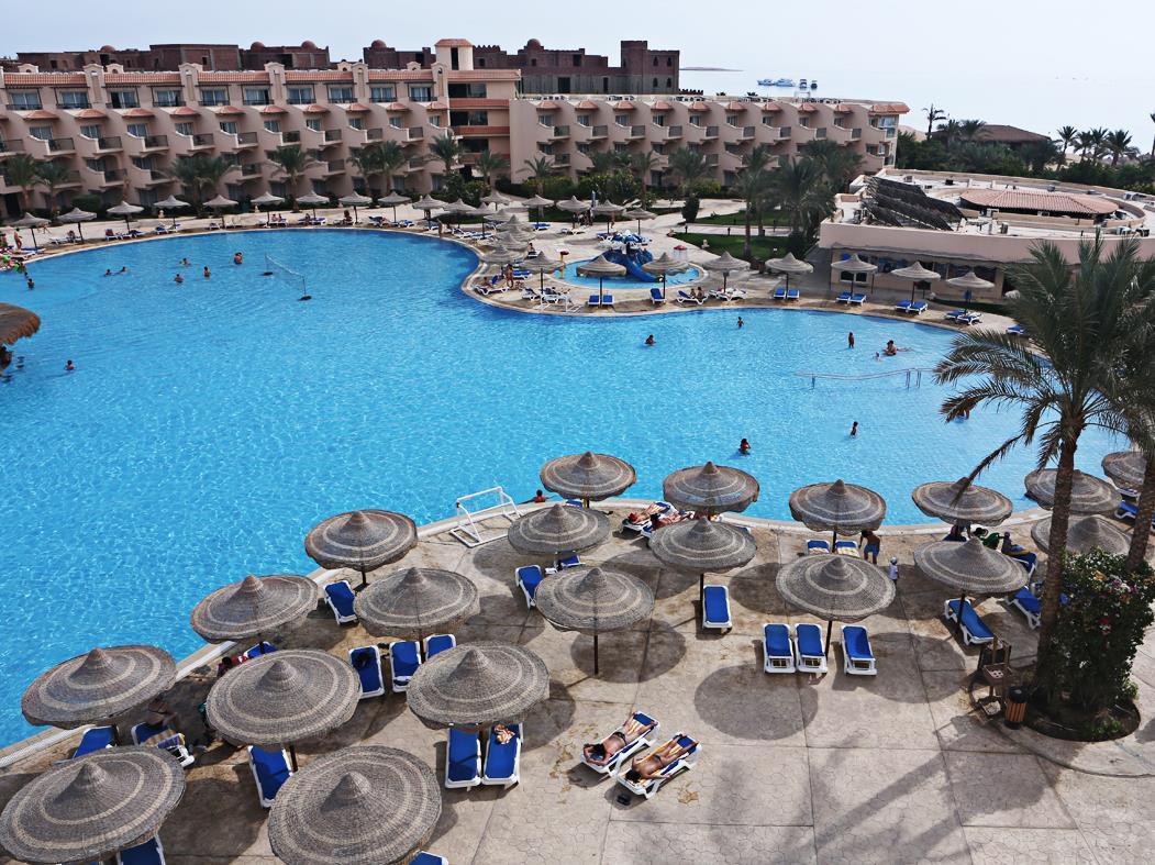 Otium Pyramisa Beach Resort, Hurghada - Sahl Hasheesh