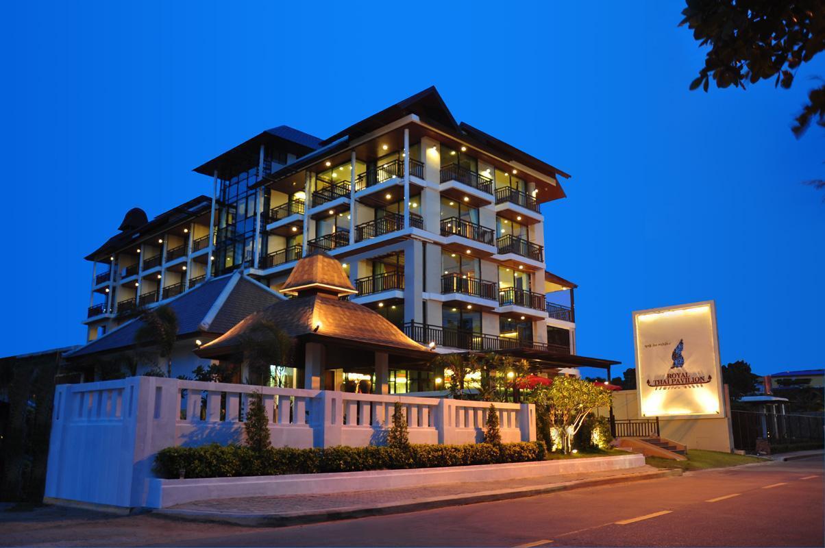 Royal Thai Pavilion Hotel รอยัล ไทย พาวิลเลี่ยน จอมเทียน บูทิก รีสอร์ต