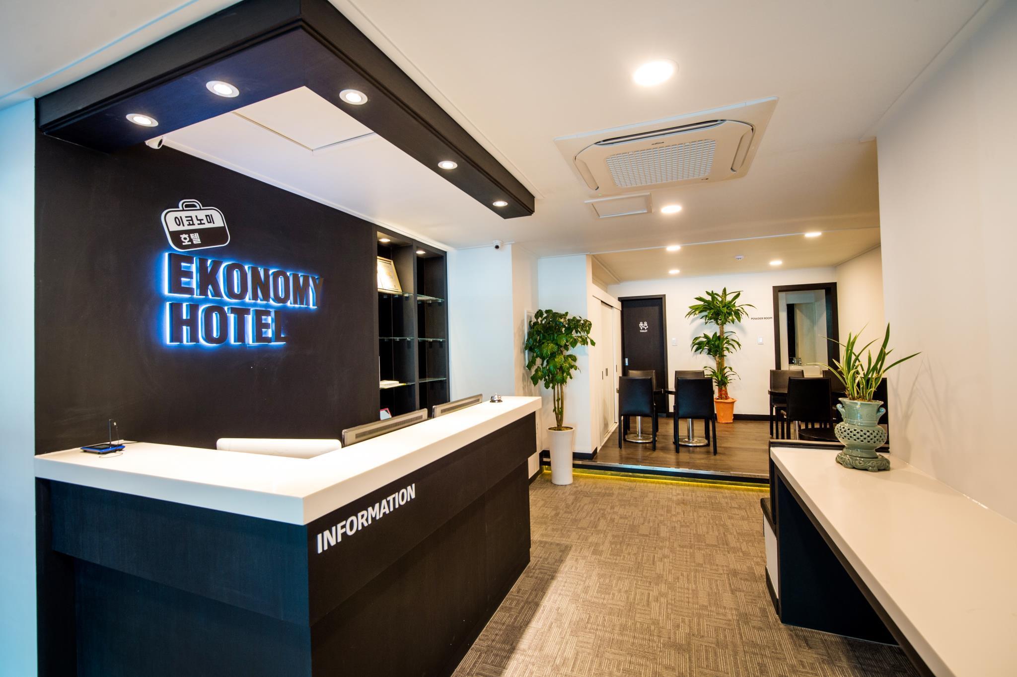Ekonomy Hotel Sokcho
