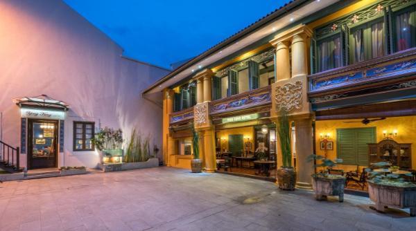 Yeng Keng Hotel Penang Penang
