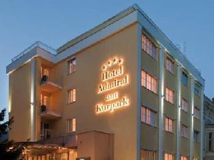 Hotel Admiral am Kurpark Baden  Austria