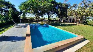 [ペー]ヴィラ(400m2)| 4ベッドルーム/2バスルーム Kampu Nature Pool Villa Rayong