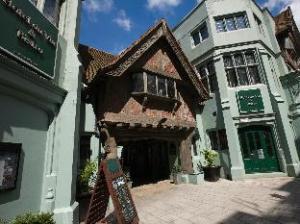O hotelu Hotel Du Vin & Bistro Brighton (Hotel Du Vin & Bistro Brighton)