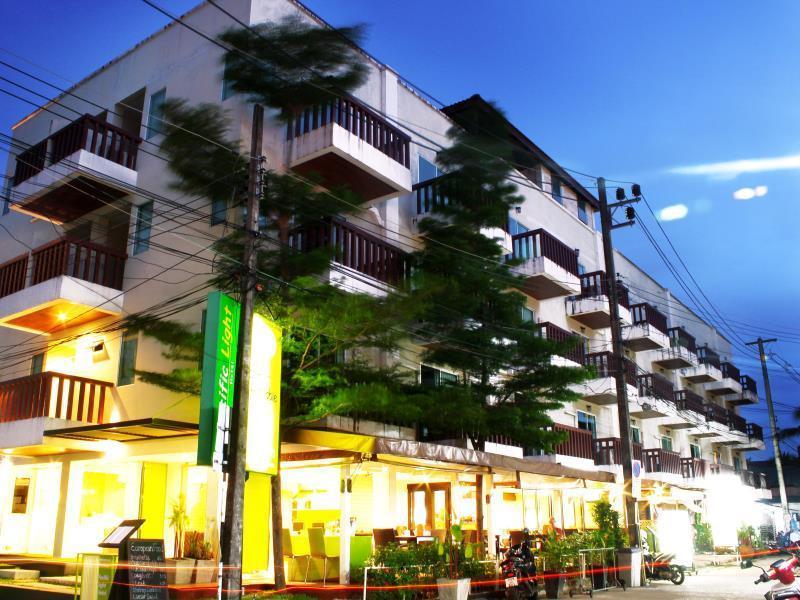 My Hotel Phuket มาย โฮเต็ล ภูเก็ต