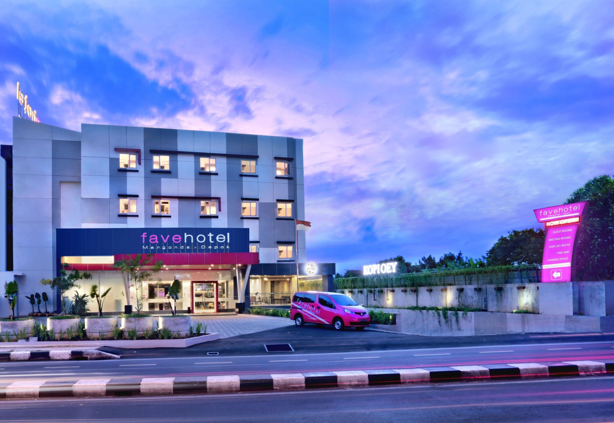 Favehotel Margonda   Depok