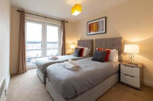 Higher Living - Southampton City Penthouse - Southampton